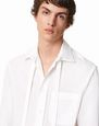 LANVIN Shirt Man OVERSIZED SHIRT REMOVABLE COLLAR f