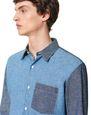 LANVIN Shirt Man PLASTRON SHIRT f