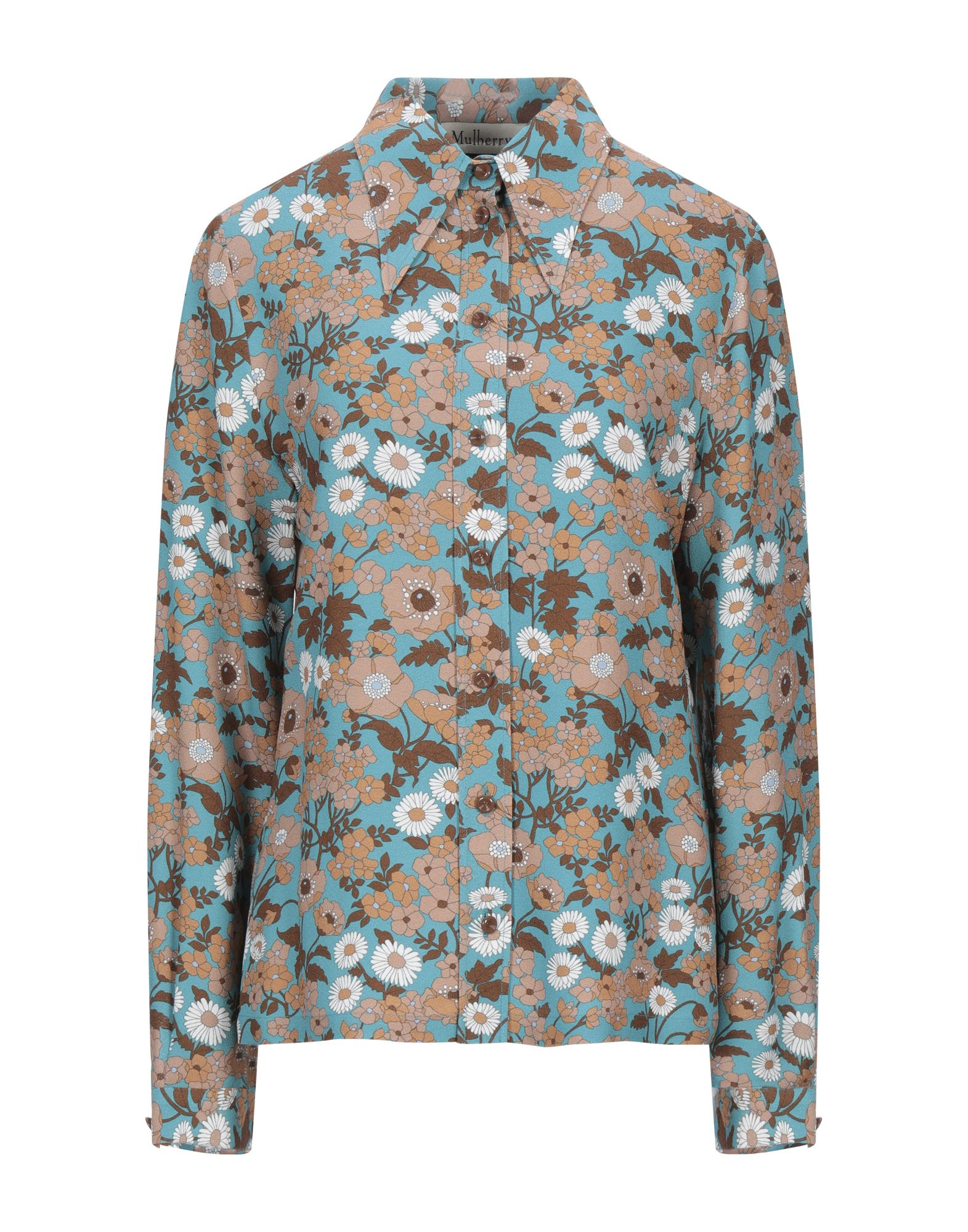 MULBERRY Pубашка mulberry пальто