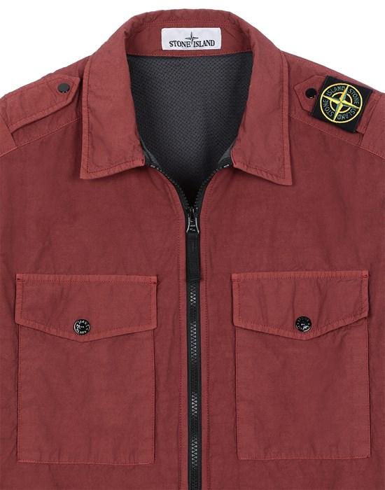 38925544te - 衬衫外套 STONE ISLAND