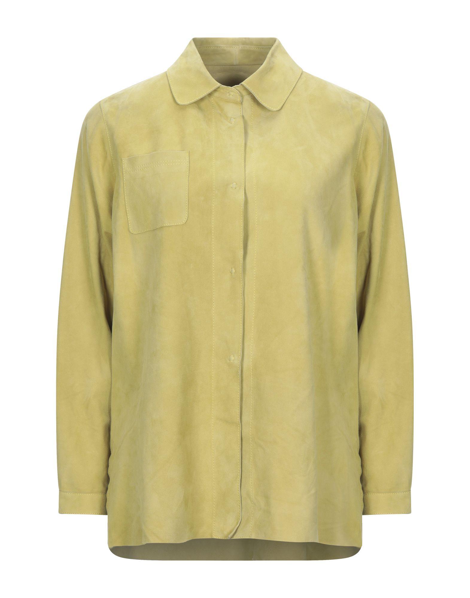 SYLVIE SCHIMMEL Pубашка sylvie schimmel легкое пальто