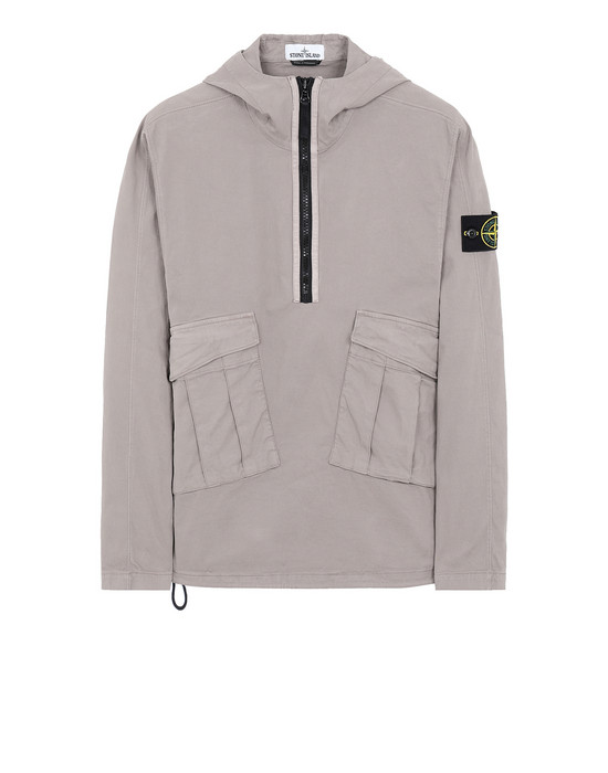 STONE ISLAND 10510 OVER SHIRT Man Mud