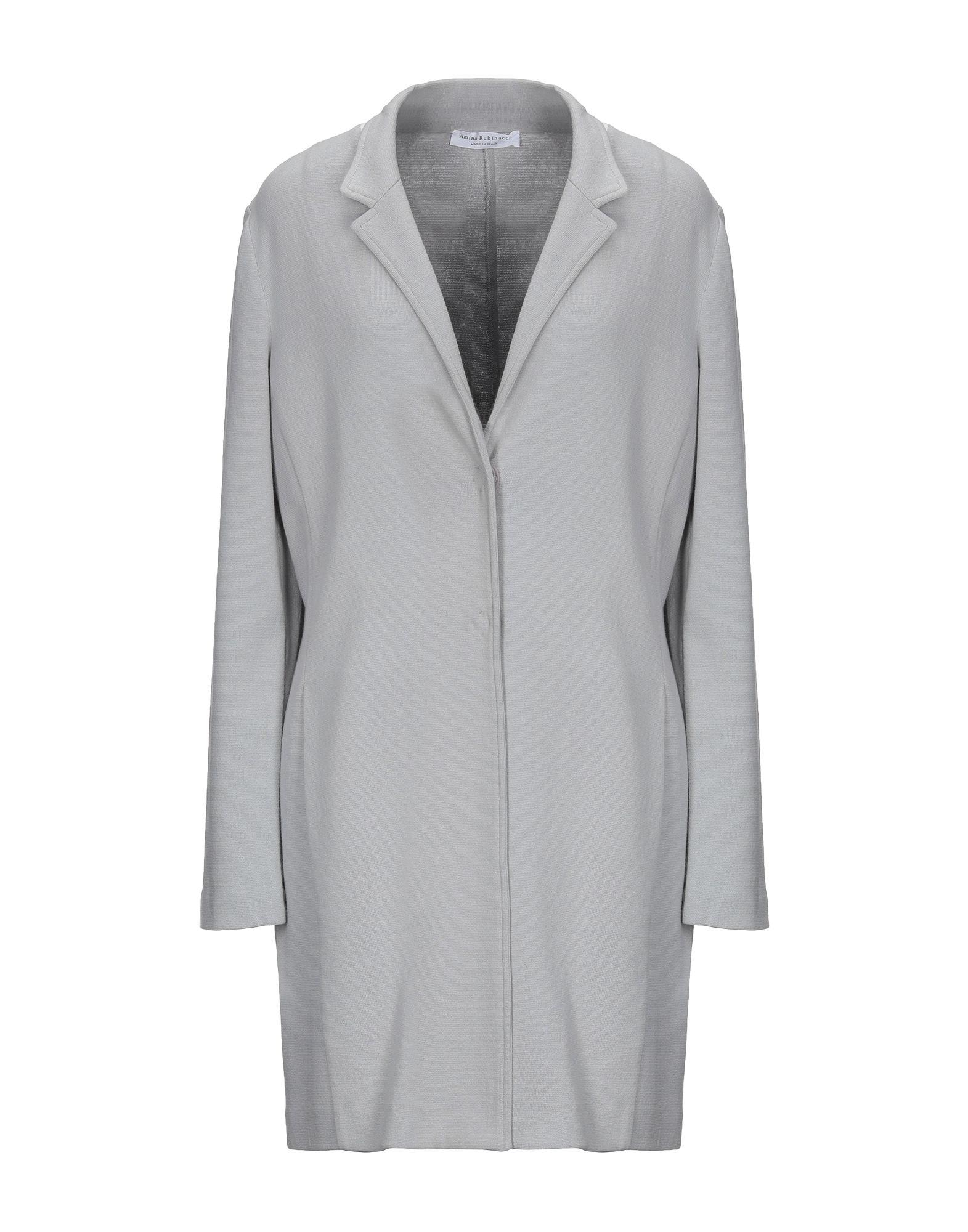 AMINA RUBINACCI Легкое пальто amina rubinacci однотонные шорты