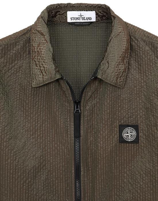 38937399dx - 衬衫外套 STONE ISLAND