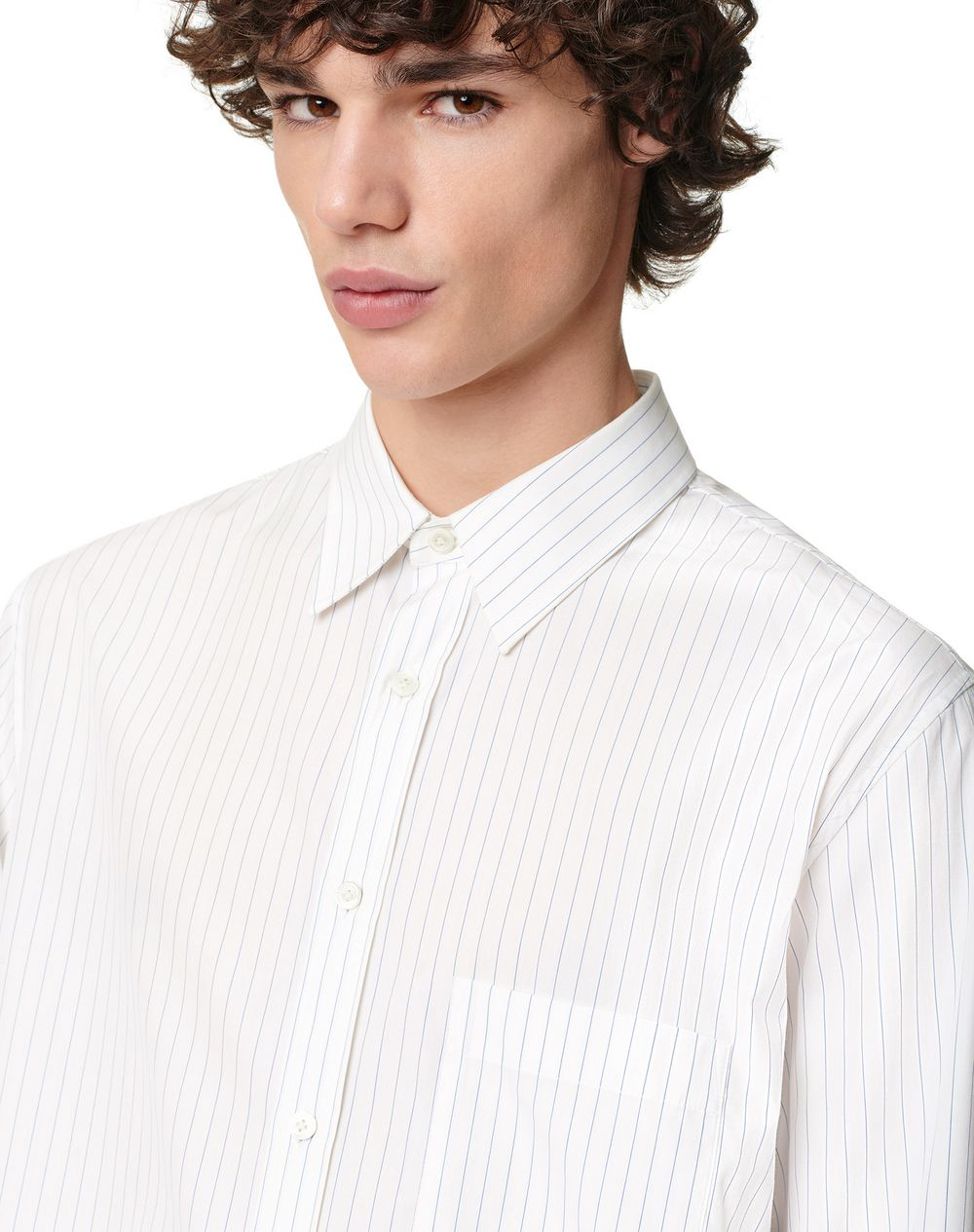 ASYMMETRICAL SHIRT - Lanvin