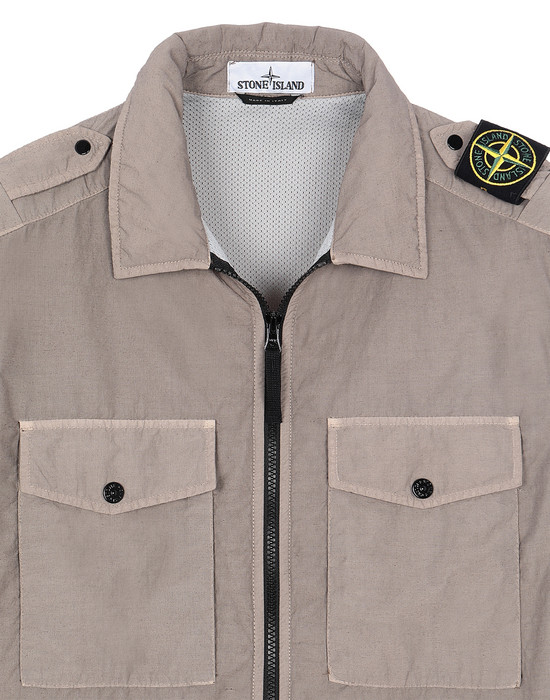 38942768pu - OVER SHIRTS STONE ISLAND