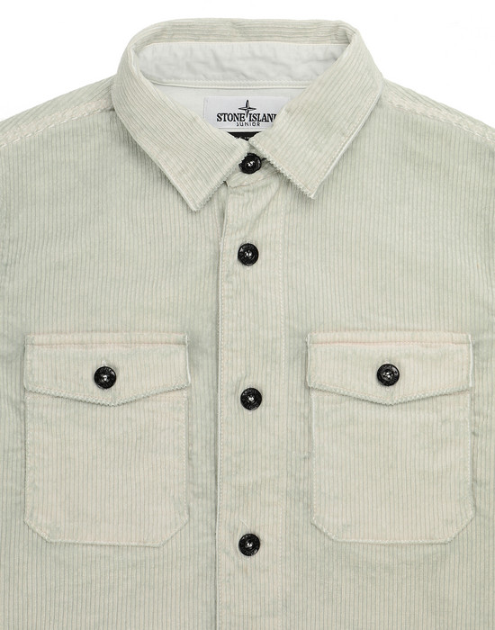 38943890fh - OVER SHIRTS STONE ISLAND JUNIOR