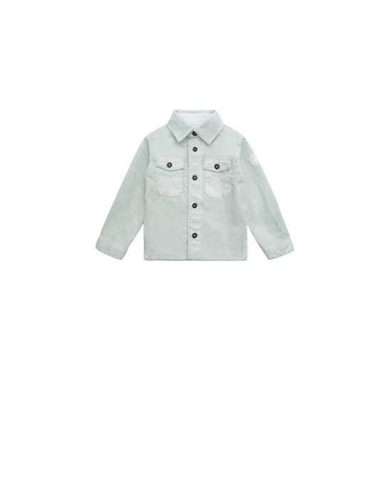 OVER SHIRT Man 10845 Front STONE ISLAND BABY