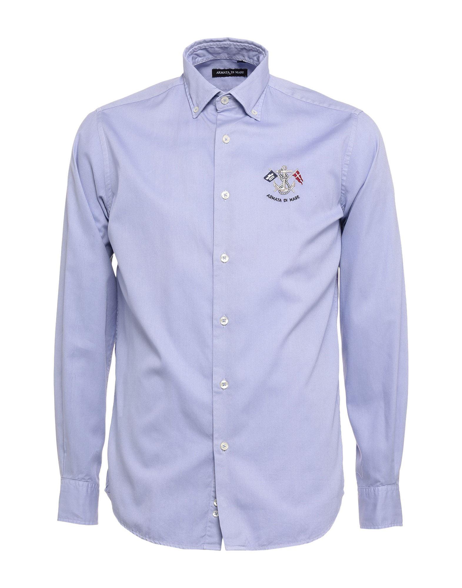 ARMATA DI MARE Pубашка рубашка giorgio di mare giorgio di mare gi031ewgiia5