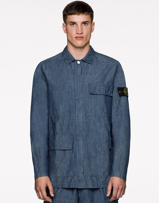 38951269br - Over Shirts STONE ISLAND