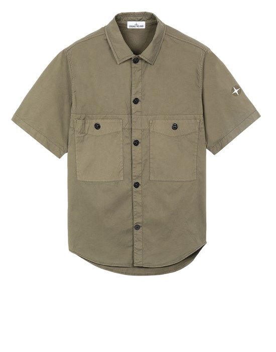 Over Shirt Man 11819 Front STONE ISLAND