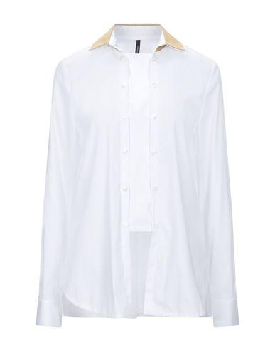 Pубашка PIERANTONIO GASPARI. Цвет: белый