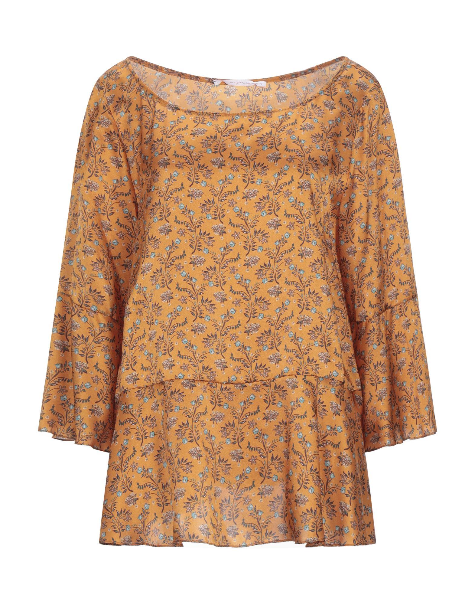 MAISON LAVINIATURRA Блузка maison laviniaturra блузка