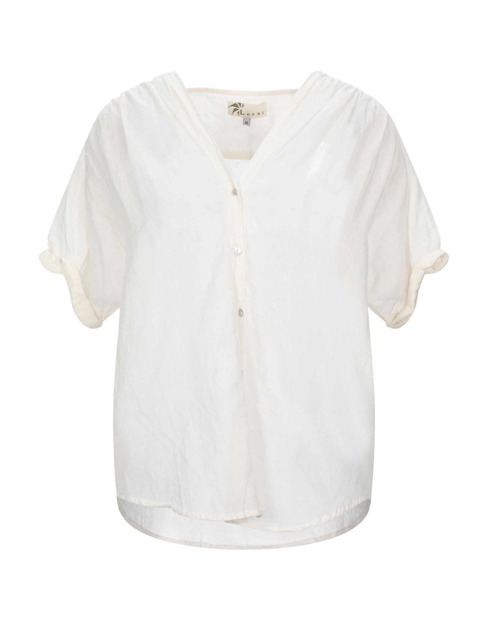 LOCAL APPAREL Pубашка local apparel топ без рукавов