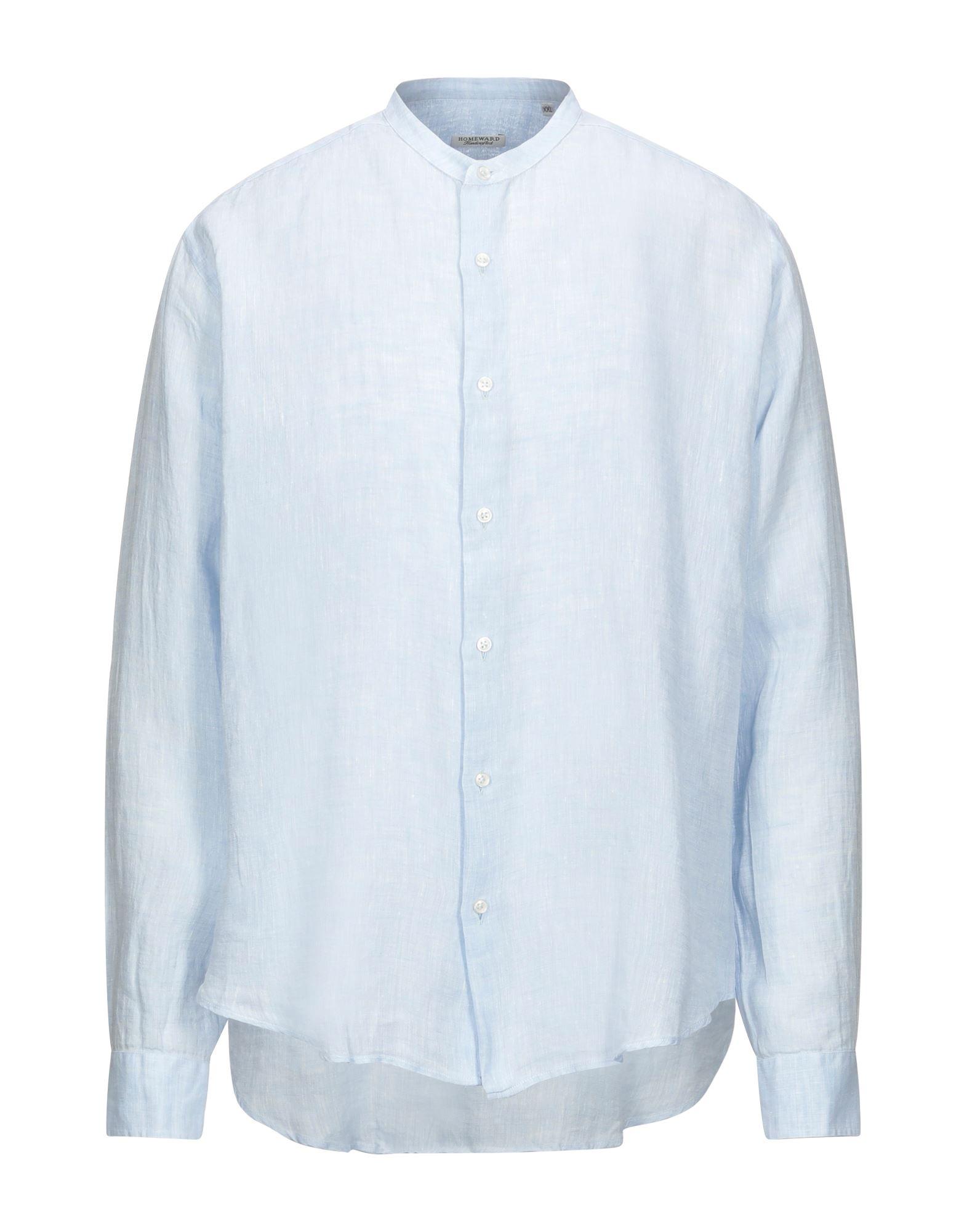 Фото - HOMEWARD CLOTHES Pубашка homeward clothes бермуды