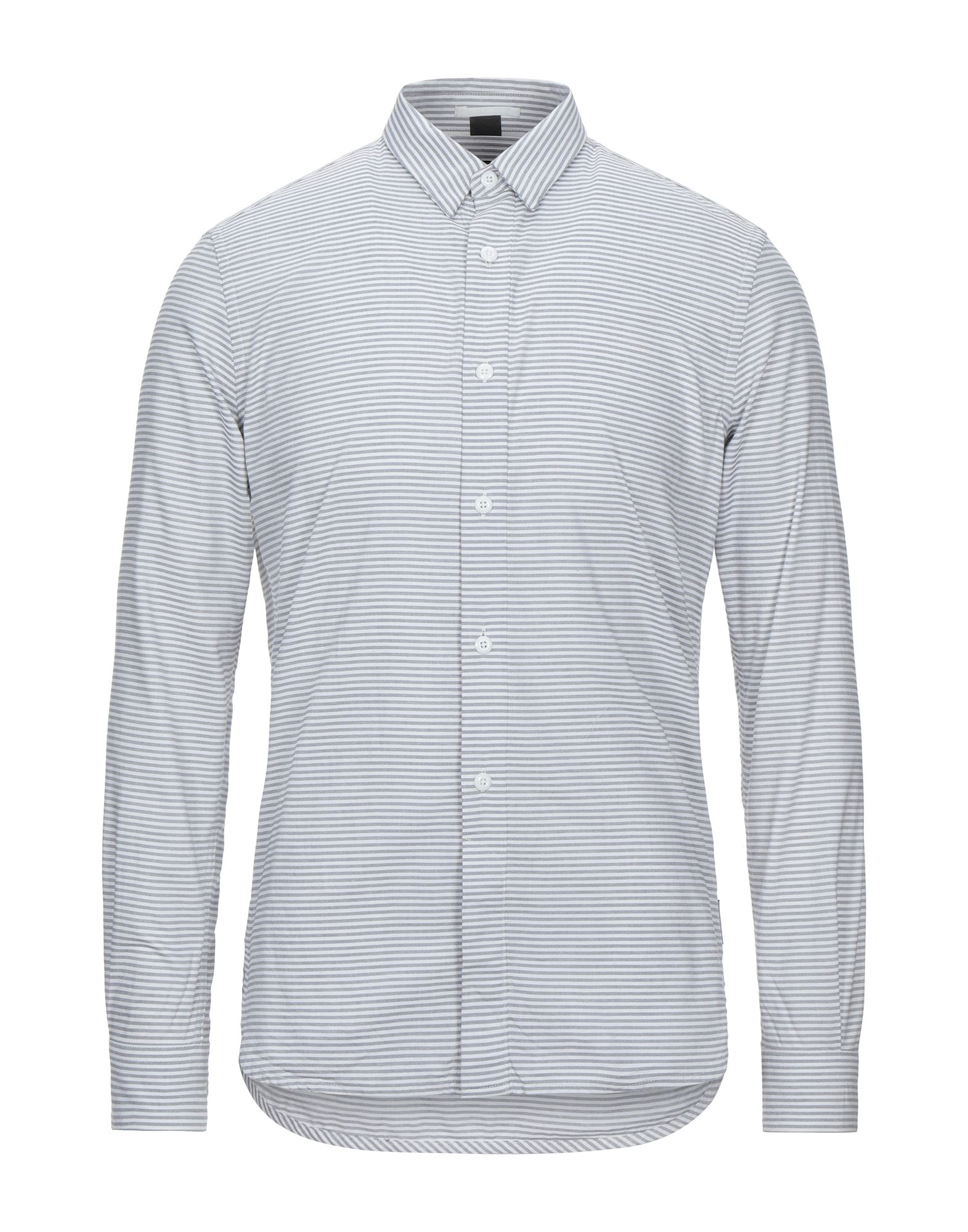 《セール開催中》FRENCH CONNECTION メンズ シャツ ホワイト XS コットン 100%