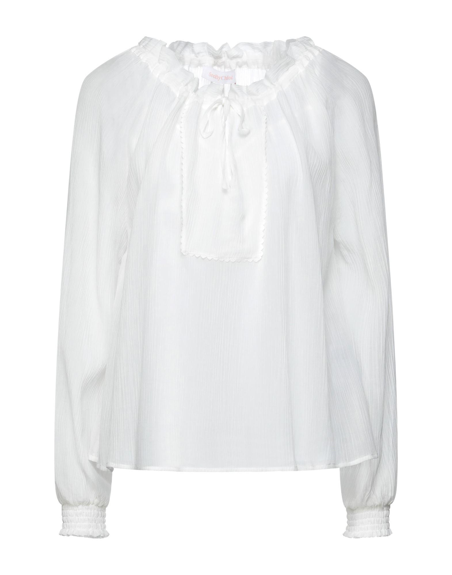 SEE BY CHLOÉ Блузка see by chloé комбинация