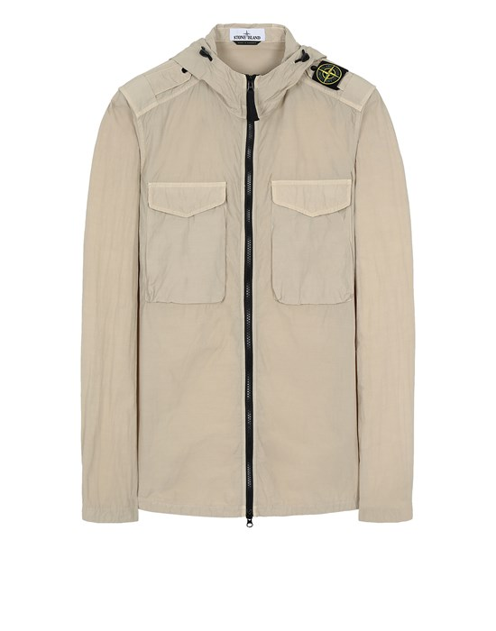 STONE ISLAND 11602 NASLAN LIGHT  Over Shirt Man Sand