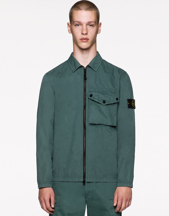 38979853no - Over Shirts STONE ISLAND