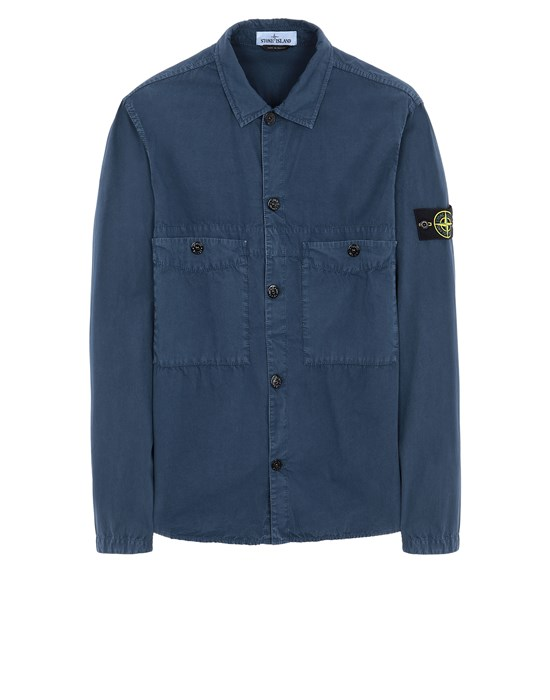 Over Shirt 110WN T.CO 'OLD' STONE ISLAND - 0