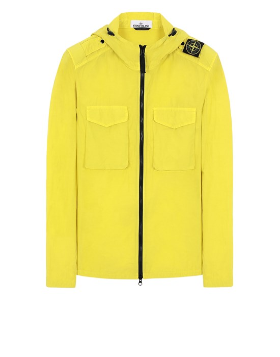 STONE ISLAND 11602 NASLAN LIGHT  Over Shirt Man Pistachio Green