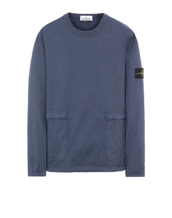 Over Shirt Man 10619 Front STONE ISLAND