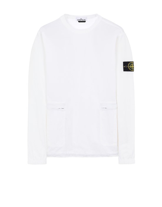 STONE ISLAND 10619 Over Shirt Man White