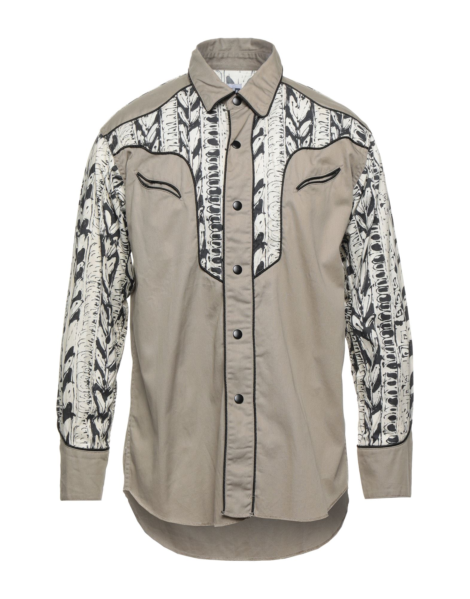 Aïe Shirts In Military Green