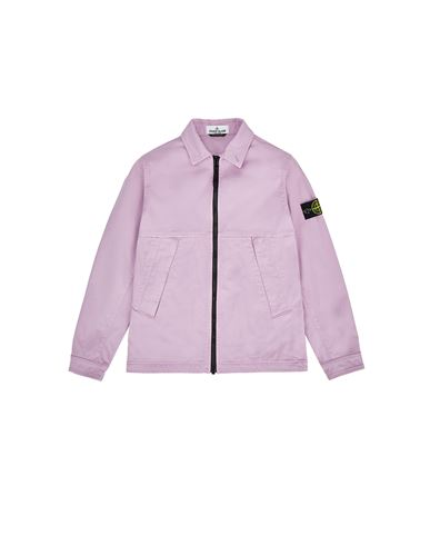 STONE ISLAND JUNIOR Over Shirt Man 10711 f