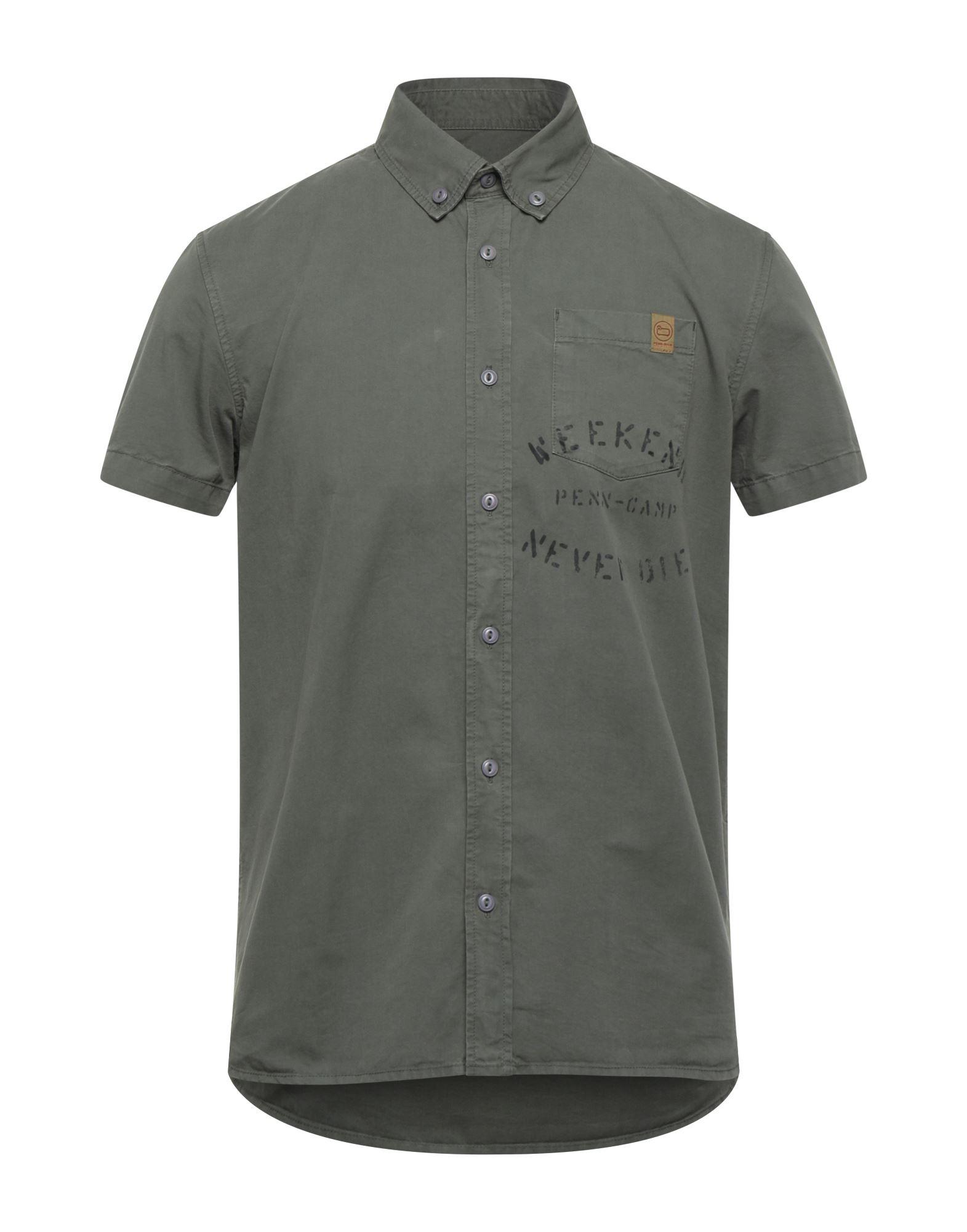 PENN-RICH WOOLRICH (PA) Pубашка penn rich woolrich pa легкое пальто