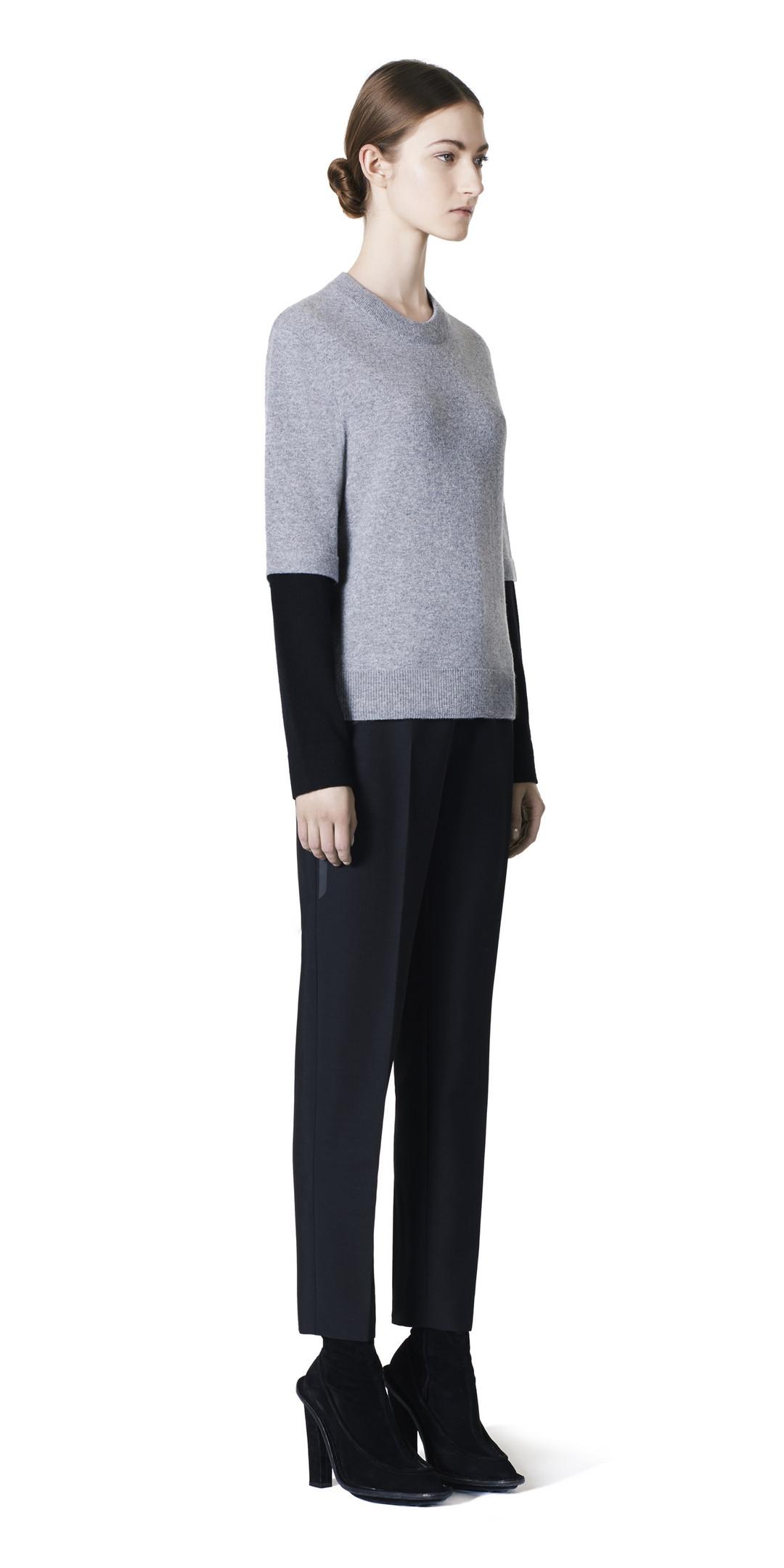Balenciaga Jersey de Cachemir de Cuello Redondo