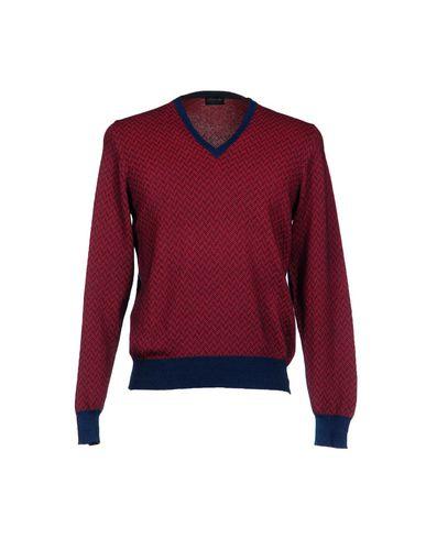 Купить Мужской свитер DRUMOHR красного цвета