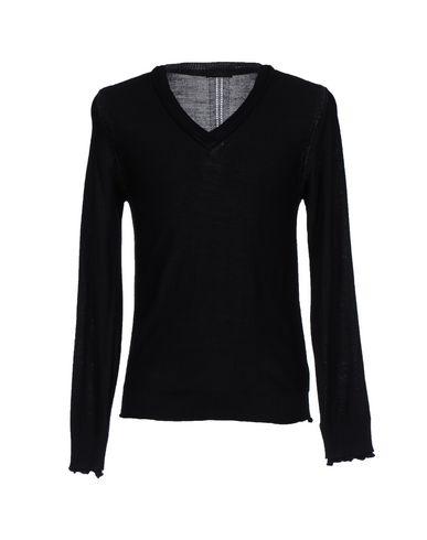 Фото - Мужской свитер +39 MASQ черного цвета