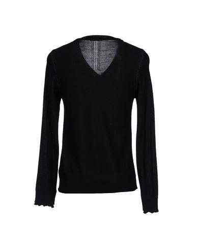 Фото 2 - Мужской свитер +39 MASQ черного цвета