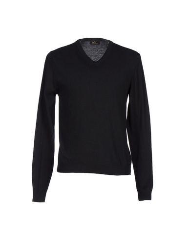 Фото - Мужской свитер MATTEO VOLPI черного цвета