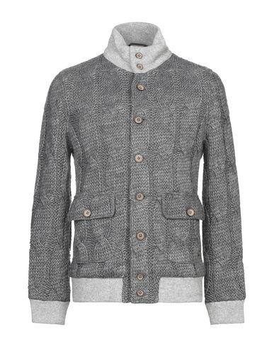 Купить Мужскую куртку  серого цвета