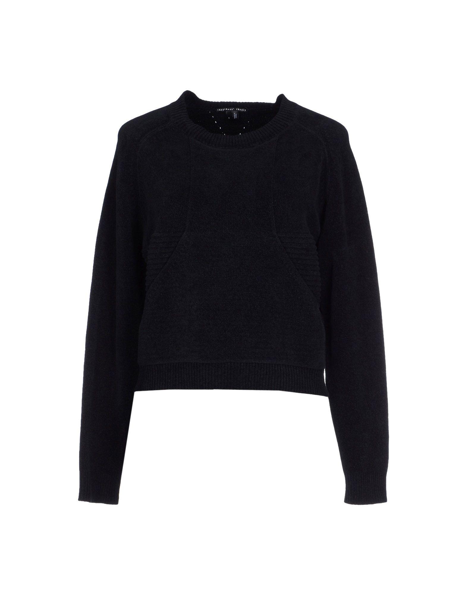THEYSKENS' THEORY Sweater in Steel Grey