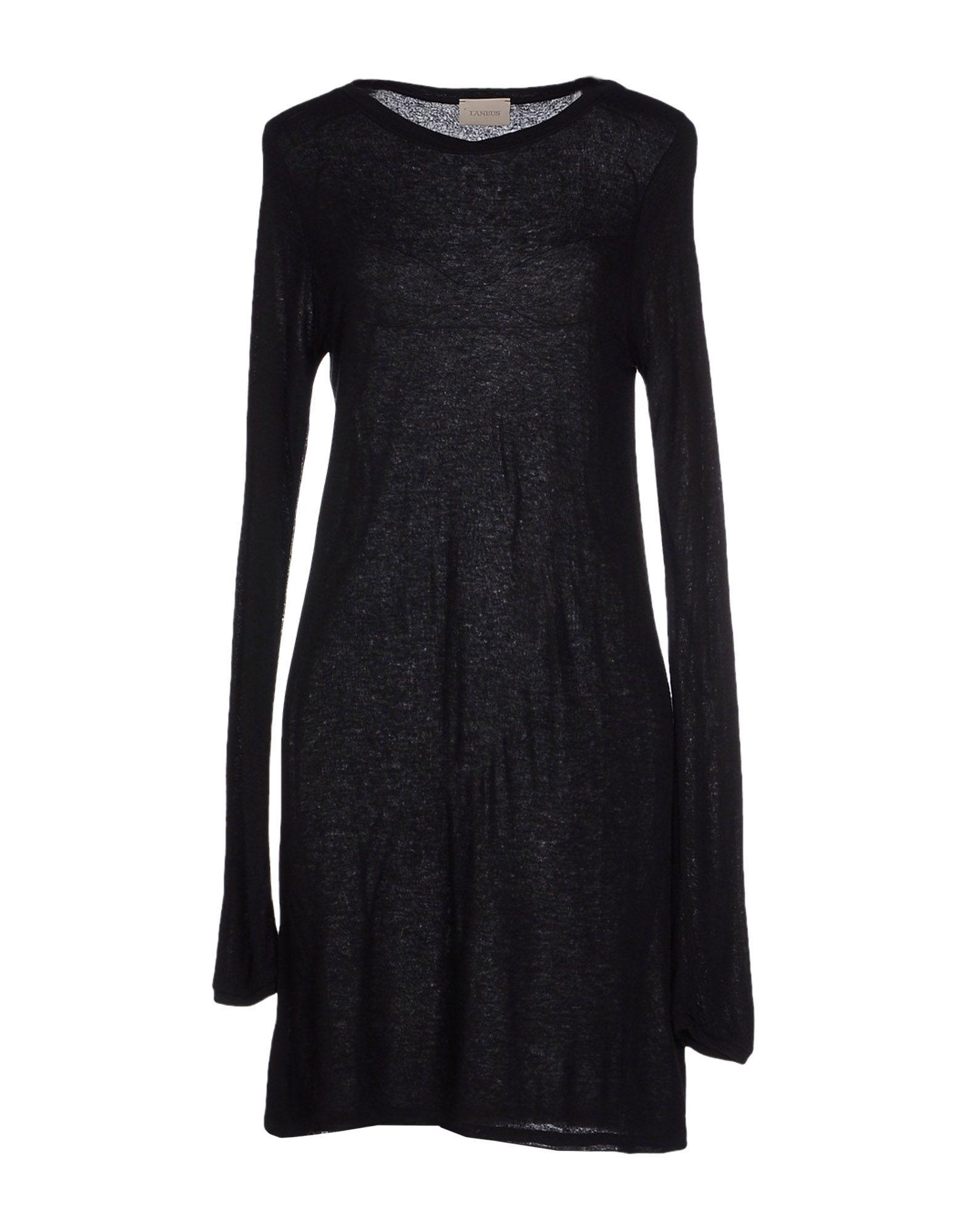 LANEUS Короткое платье laneus короткое платье