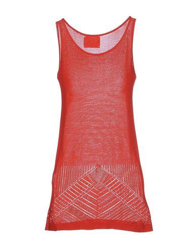 Фото 2 - Женский свитер M.V. MAGLIERIA VENETA кирпично-красного цвета