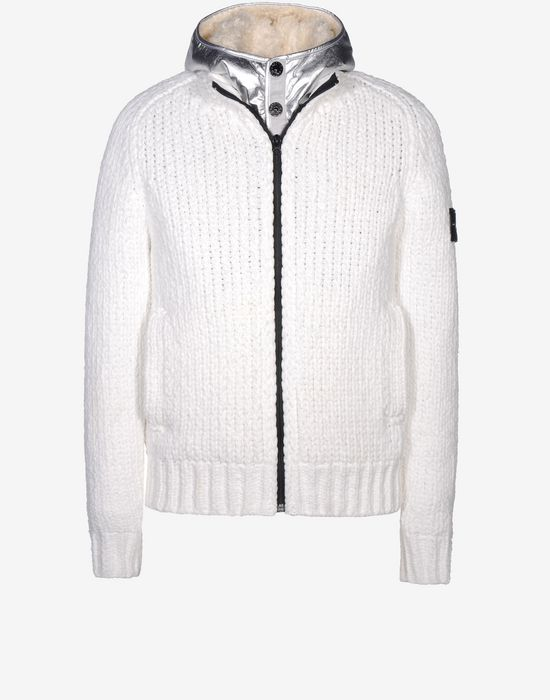 547a5 President S Knit Sweater Stone Island Men Official