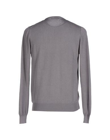 Фото 2 - Мужской свитер ALPHA STUDIO свинцово-серого цвета