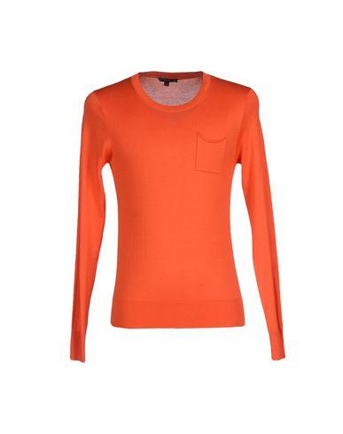 Фото - Мужской свитер BRIAN DALES оранжевого цвета