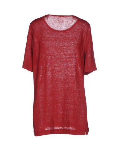 Фото 2 - Женский свитер MASSIMO ALBA кирпично-красного цвета
