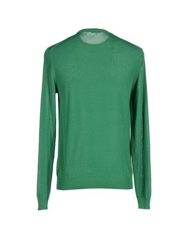 Фото 2 - Мужской свитер  зеленого цвета