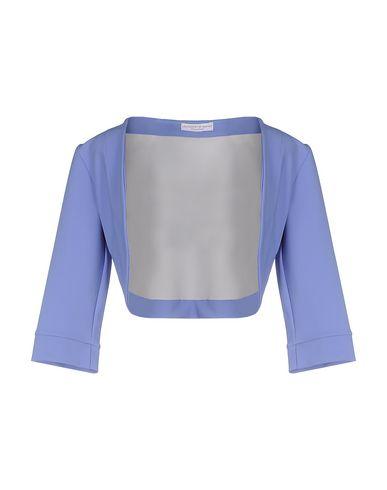 Фото - Женский пиджак CHRISTIES À PORTER пастельно-синего цвета