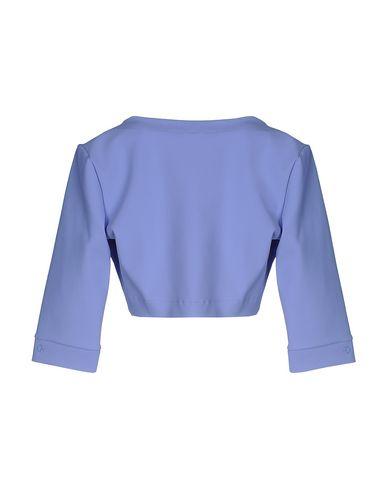 Фото 2 - Женский пиджак CHRISTIES À PORTER пастельно-синего цвета