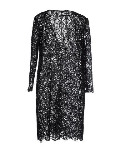 Фото 2 - Легкое пальто от INTROPIA черного цвета