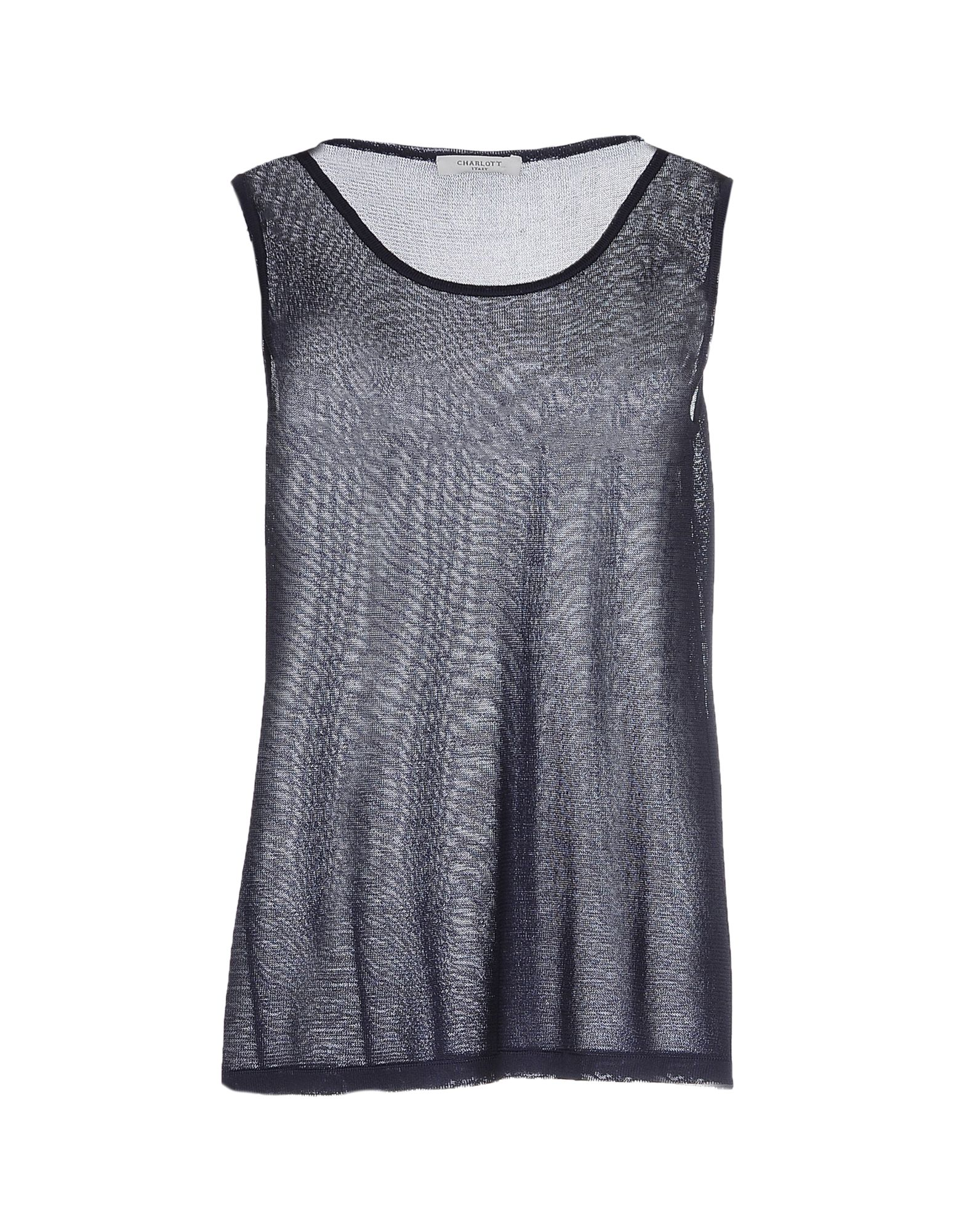 charlott платье 861 10 синий CHARLOTT Свитер