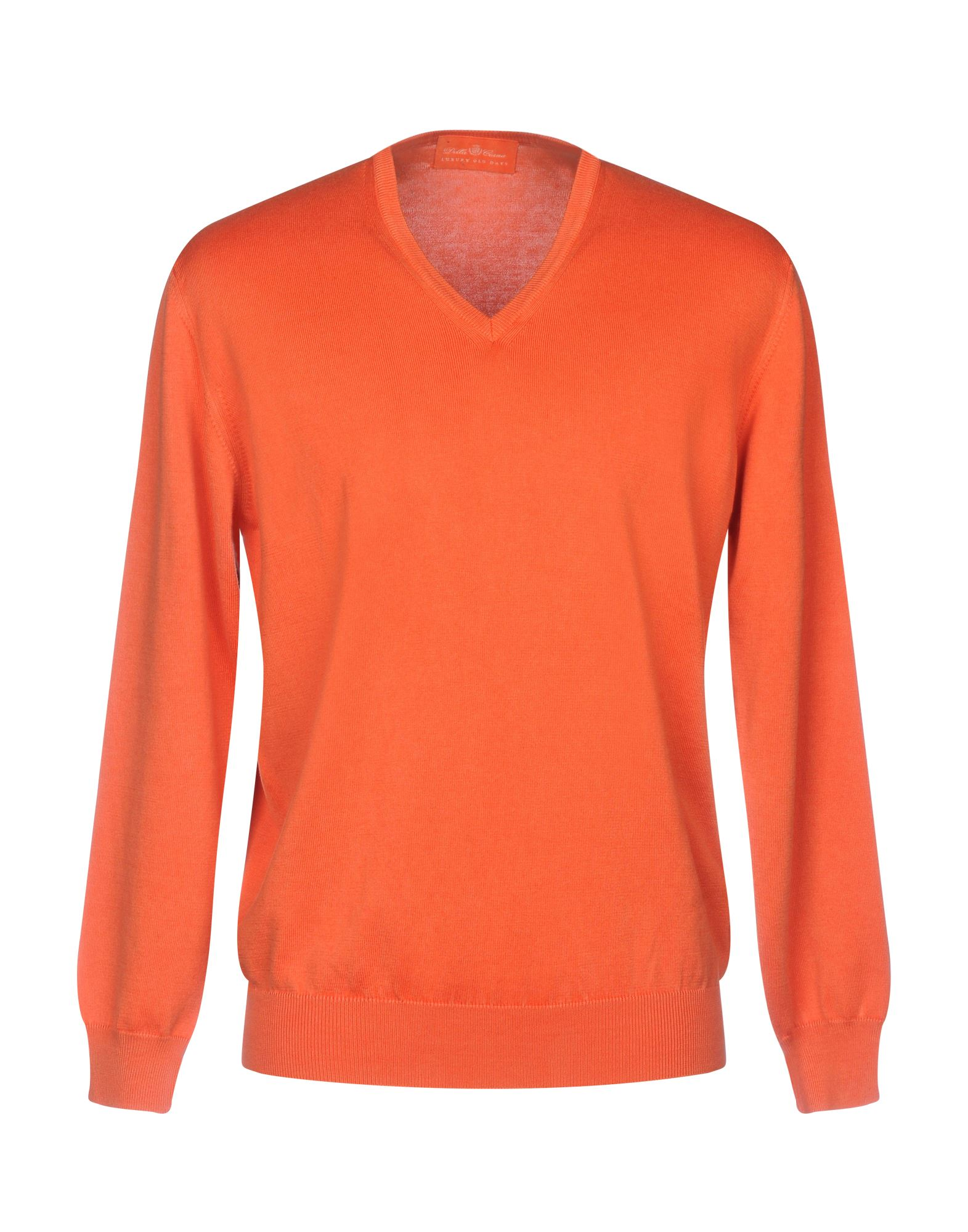 DELLA CIANA Sweater in Orange