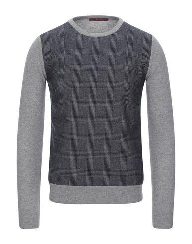 Фото - Мужской свитер INDIVIDUAL черного цвета